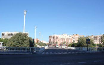 València inicia la renovación de la tubería entre el Pont de les Arts y la Plaza de Tetuán