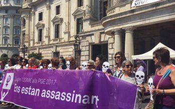 Valencia respalda la exigencia de destinar 120 millones a las políticas contra la violencia machista