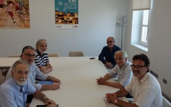 Movilidad Sostenibl y la Federación Valenciana de Transportistas crean una mesa de trabajo conjunto