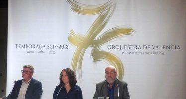 Glòria Tello presenta la programació 2017-2018 del Palau de la Música