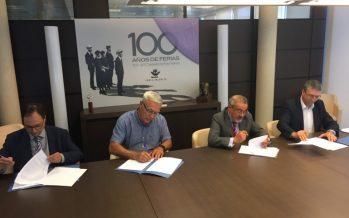 Firmado el protocolo de reestructuración de Feria Valencia