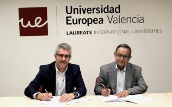 Fevec y la Universidad Europea de Valencia colaborarán en materia formativa
