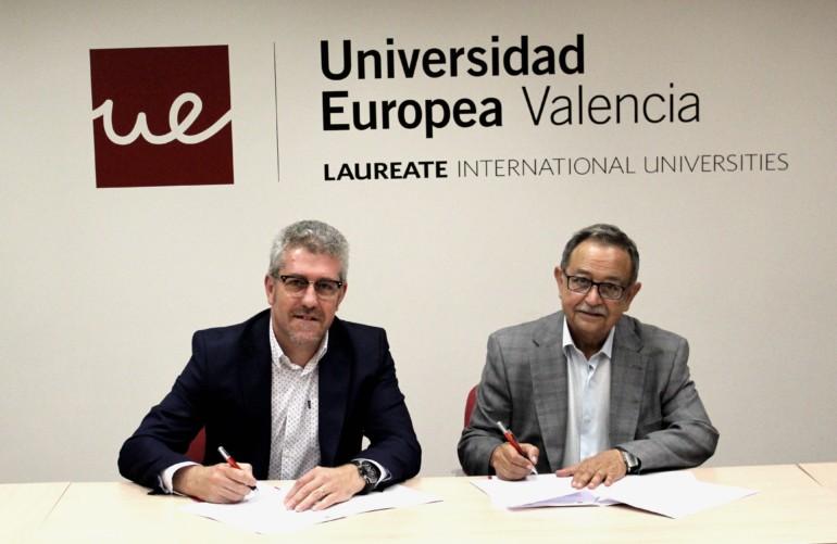 Fevec y la universidad europea de valencia colaborar n en for Universidad valencia master