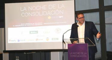 """José Vicente Villaverde: """"Pedimos que se facilite el crecimiento de nuestras jóvenes empresas"""""""