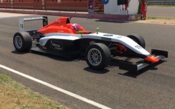 La piloto de la Diputación Marta García debuta en la Fórmula 4 en Rusia