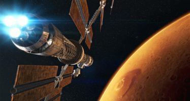 'Viaje al espacio. Próxima parada: Marte' se estrena este martes en el Hemisfèric
