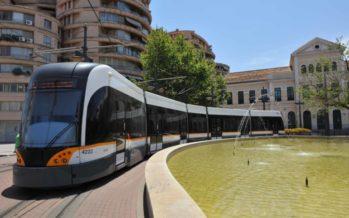 FGV inicia las obras de sustitución del carril de Pont de Fusta de la Línea 4