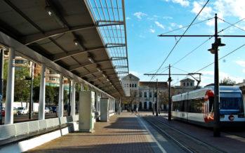FGV sustituirá en agosto el carril del bucle de Pont de Fusta de la Línea 4