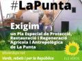 Torna la lluita de La Punta de l'Horta de València