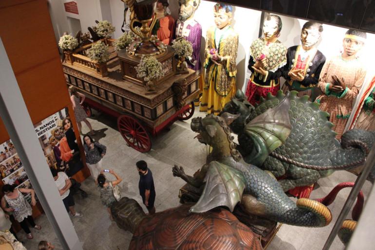 Museo del Corpus - Casa de las Rocas