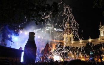 La Gran Nit de Juliol llena de actividad la noche de València