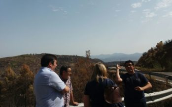 Ciudadanos pide que la Diputación destine más dinero a la prevención de incendios