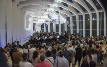 Más de 7.000 personas disfrutan de la programación de 'Nit a Les Arts'