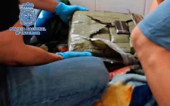 Operación contra la venta de cocaína y hachís en València