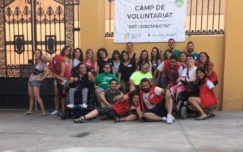 El IVAJ potencia los campos de voluntariado juvenil con 'Viu la Solidaritat'