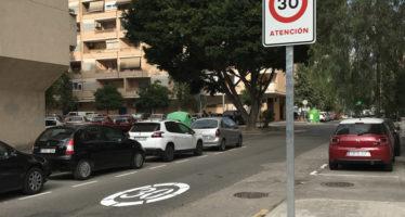 L'Ajuntament de València amplia la zona 30 al barri de La Carrasca
