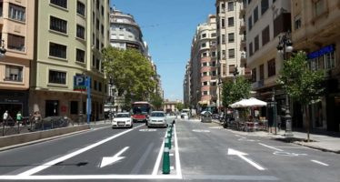 Entra en funcionament el doble sentit de tota l'Avinguda de l'Oest per les obres en Sant Vicent