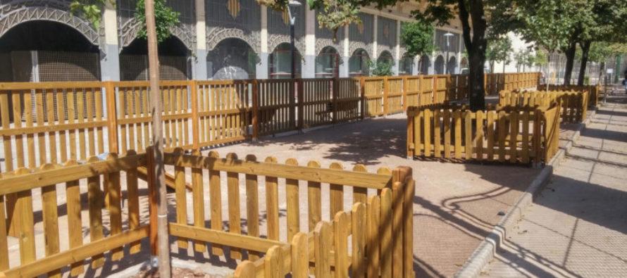 València inicia 15 proyectos de parques y jardines entre agosto y septiembre