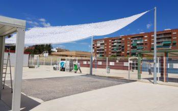 El Ayuntamiento mejora el acondicionamiento del CEIP 103 a petición del AMPA