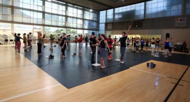 Més de 125 joves ballarins i ballarines, al VIII Campus Internacional de Dansa
