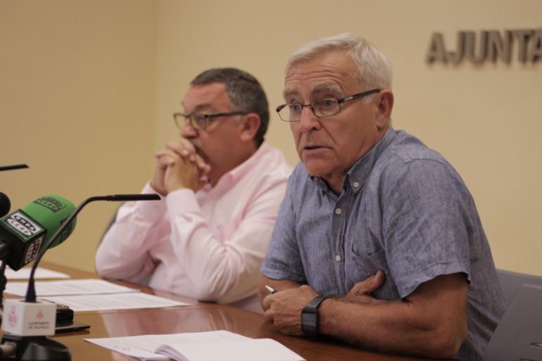 El Consorci València 2007, gestor de la Marina, ha incrementat els seus ingressos en 1,46 milions d'euros en els primers dotze mesos de la nova gestió
