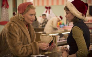 La Filmoteca d'Estiu presenta 'Carol', de Todd Haynes