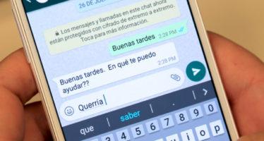 El Servef atiende a través de Whatsapp a más de 5.000 usuarios el último año