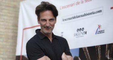 Ernesto Alterio se entrega al público de Sagunto desde su teatro romano