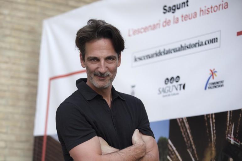 Ernesto Alterio, en Sagunt