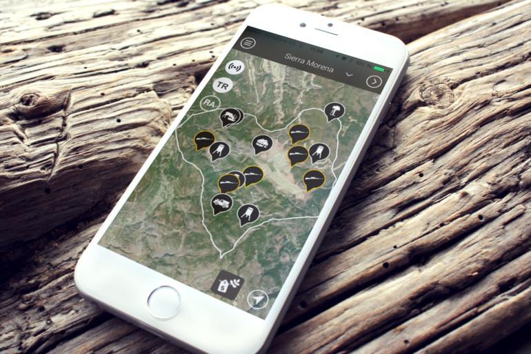 Hunters Tool se ha convertido enlíder en el mercado españolcon la única herramienta multiplataforma del país orientada a la práctica de la actividad cinegética