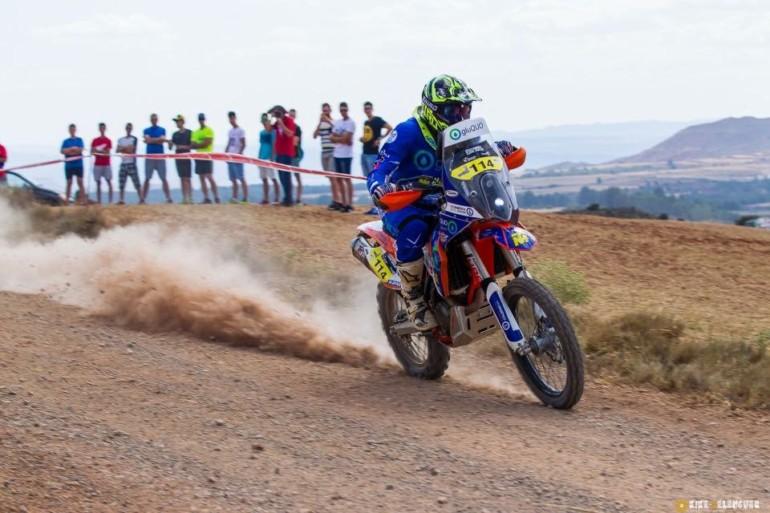 Daniel Albero aspira a convertirse en el primer diabético en disputar el Dakar