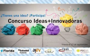 Se agota el plazo de la VI edición del Concurso Ideas + Innovadoras 2017