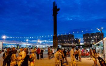 Mislata inaugura la multitudinària fira de festes en la plaça Major