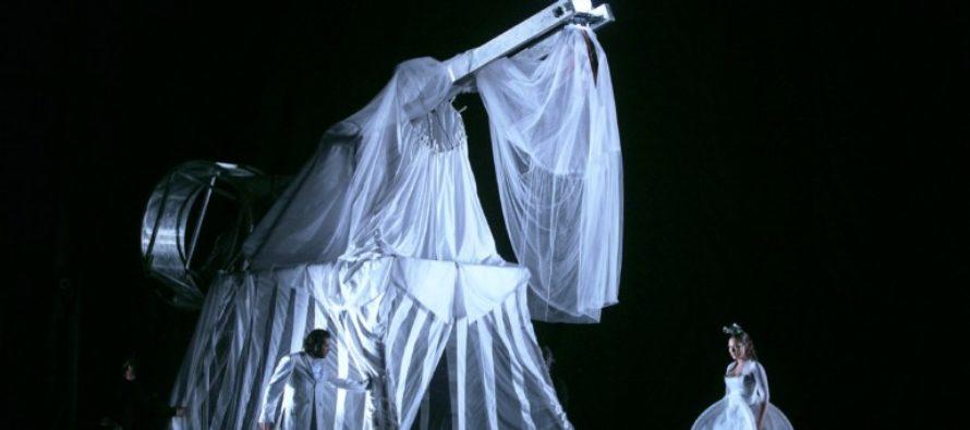 La Fura dels Baus, de nuevo en Les Arts con 'El amor brujo'