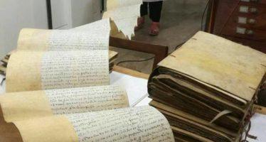 El IVC+R restaura 24 privilegios reales en pergamino de los siglos XIV al XVII