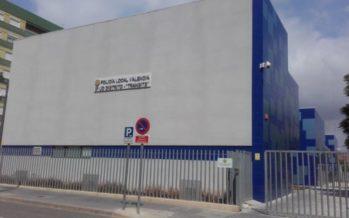 El Ayuntamiento instalará climatización en la segunda planta del Retén de Policía Local de Benicalap