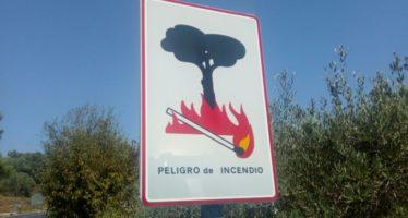 El Consell refuerza la señalización para prevención de incendios forestales