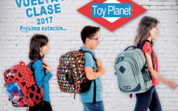 Toy Planet analiza los precios de los productos para la vuelta al cole