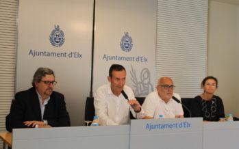 La ciudad de Elche registra 43 atendidos en la Nit de l'Albà