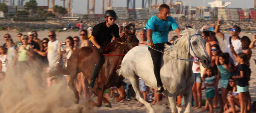 Pinedo cel·lebra la darrera jornada de les Corregudes de Joies
