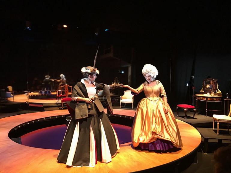 Sagunt a Escena 2017 presenta el miércoles, 9 de agosto, a las 20.30 horas, en el Centro Cultural Mario Monreal, la obra 'El verí del teatre'