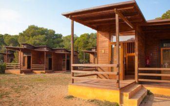 El campamento Jaume I del IVAJ en Alcossebre ha registrado una ocupación récord