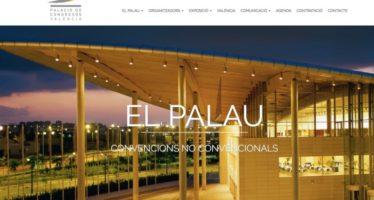 El Palau de Congressos de València estrena pàgina web accessible i interactiva