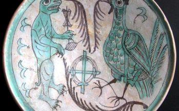 L'Ajuntament de València restaura un plat de ceràmica de Paterna del segle XIV