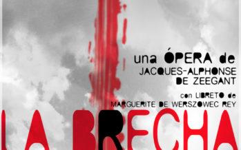 Estrena mundial de l'òpera 'La Brecha' en Sagunt a Escena