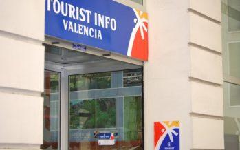 Los turistas puntúan con 9,5 sobre 10 el servicio de la Red Tourist Info de la Generalitat