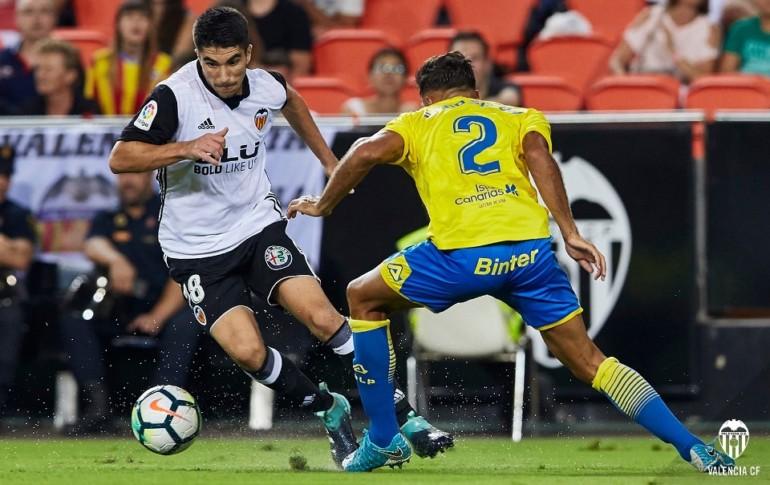 Valencia CF - UD Las Palmas