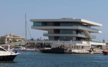 La Marina de València celebra su décimo aniversario por todo lo alto