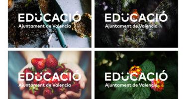 Una web renovada mostra l'oferta i ajudes educatives de l'Ajuntament de València