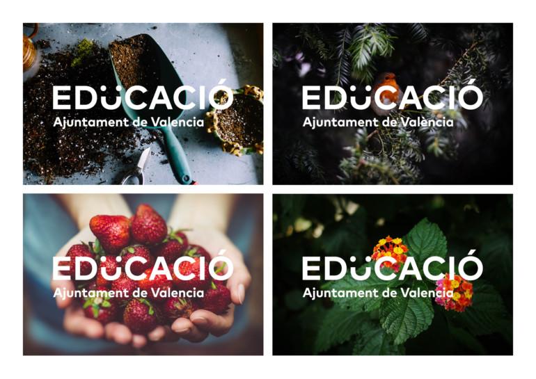 Portal web d'Educació de l'Ajuntament de València